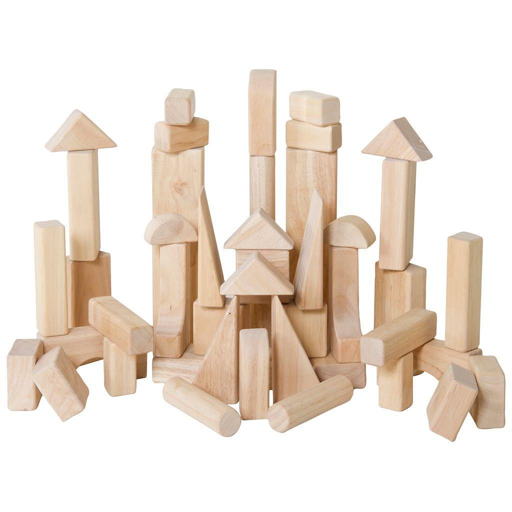 Guidecraft 45-pc. Classroom Unit Blocks Set