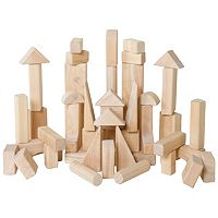 Guidecraft 45-pc. Classroom Unit Blocks Set