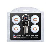 Chicago Bears 6 pc Golf Gift Set