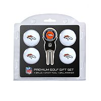 Denver Broncos 6-pc. Golf Gift Set