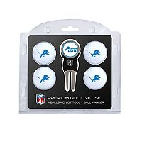 Detroit Lions 6 pc Golf Gift Set