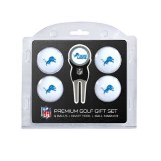 Detroit Lions 6-Piece Golf Gift Set