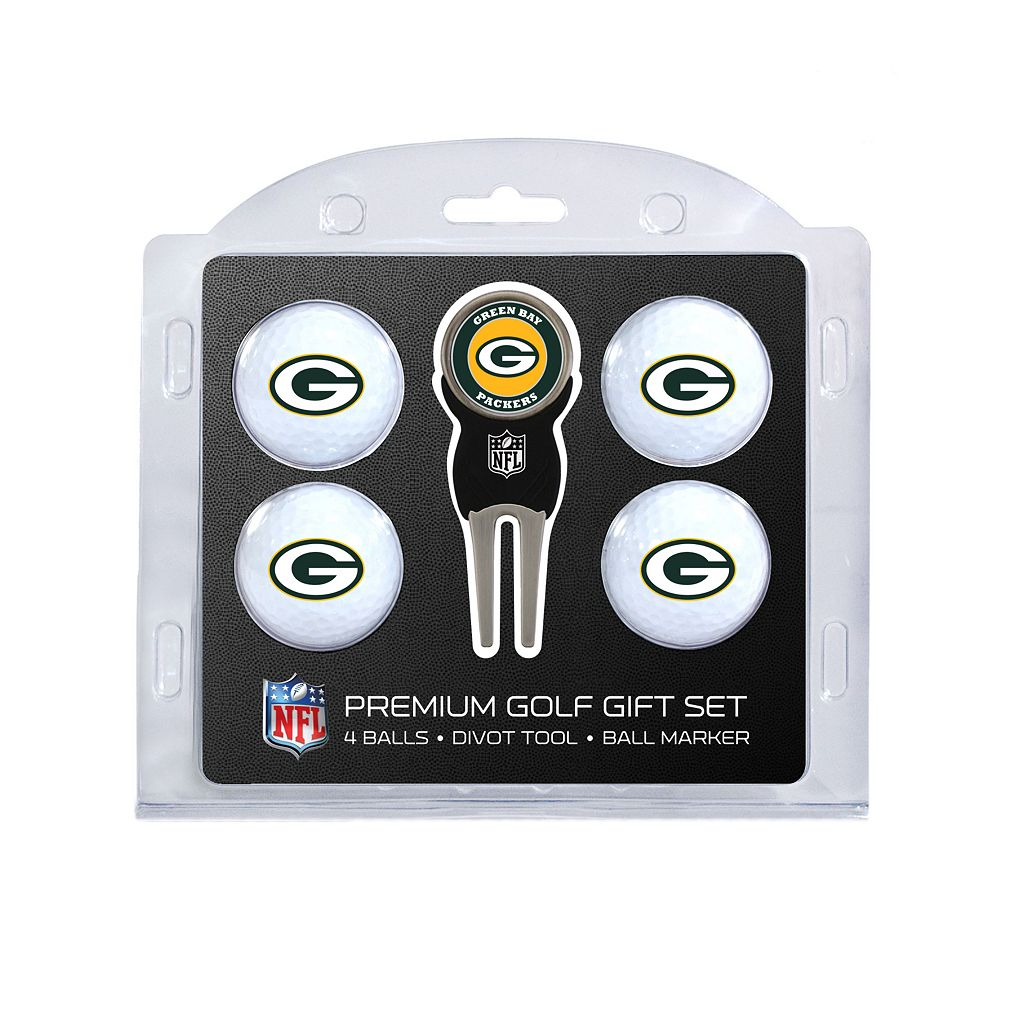 Green Bay Packers 6-pc. Golf Gift Set