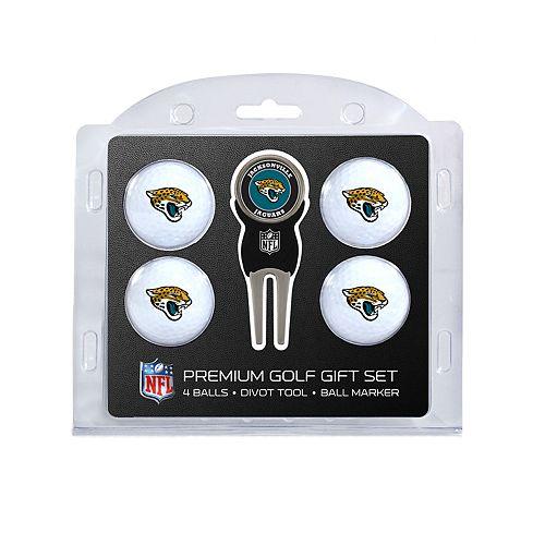 Jacksonville Jaguars 6-pc. Golf Gift Set