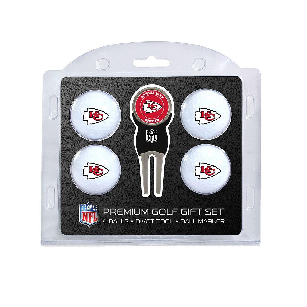 Kansas City Chiefs 6-Piece Golf Gift Set