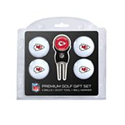 Kansas City Chiefs 6 pc Golf Gift Set