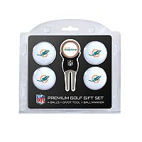 Miami Dolphins 6-pc. Golf Gift Set