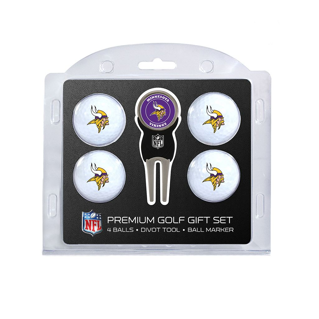 Minnesota Vikings 6-pc. Golf Gift Set