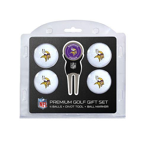Minnesota Vikings 6-pc. Golf Gift Set