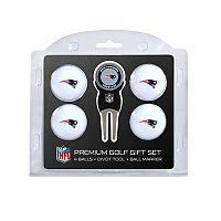 New England Patriots 6-pc. Golf Gift Set