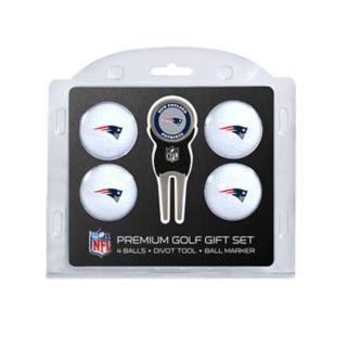 New England Patriots 6-pc. Golf Gift Set