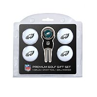 Philadelphia Eagles 6 pc Golf Gift Set
