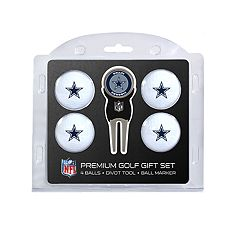 Dallas Cowboys 6 pc Golf Gift Set