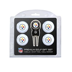 Pittsburgh Steelers 6-Piece Golf Gift Set