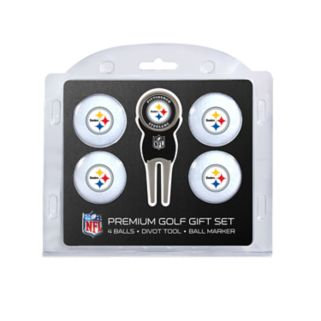 Pittsburgh Steelers 6-pc. Golf Gift Set