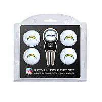 San Diego Chargers 6 pc Golf Gift Set