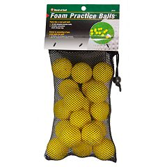 Club Champ Dimpled Foam Practice Golf Balls
