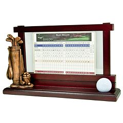 Club Champ Golf Scorecard & Ball Holder