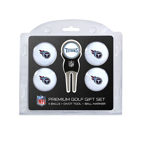 Tennessee Titans 6-Piece Golf Gift Set