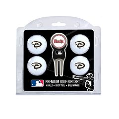 Arizona Diamondbacks 6 pc Golf Gift Set