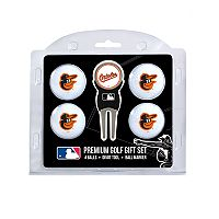 Baltimore Orioles 6-pc. Golf Gift Set