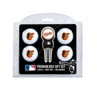 Baltimore Orioles 6-Piece Golf Gift Set