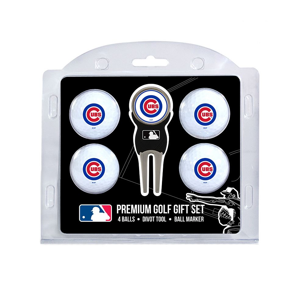 Chicago Cubs 6-Piece Golf Gift Set