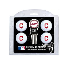 Cleveland Indians 6 pc Golf Gift Set