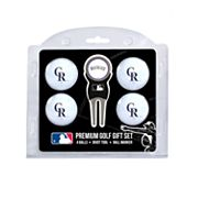 Colorado Rockies 6 pc Golf Gift Set