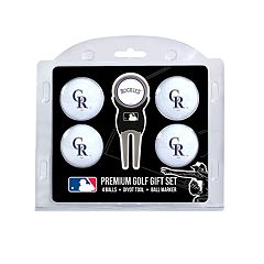 Colorado Rockies 6-Piece Golf Gift Set
