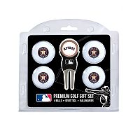 Houston Astros 6-Piece Golf Gift Set