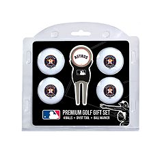 Houston Astros 6 pc Golf Gift Set