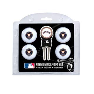 Houston Astros 6-Piece Golf Gift Set