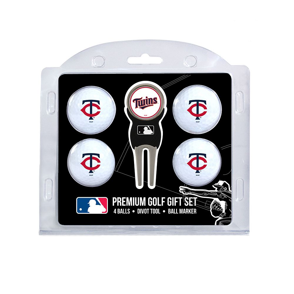 Minnesota Twins 6-Piece Golf Gift Set