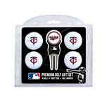 Minnesota Twins 6-Piece Golf Gift Set
