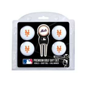 New York Mets 6-Piece Golf Gift Set