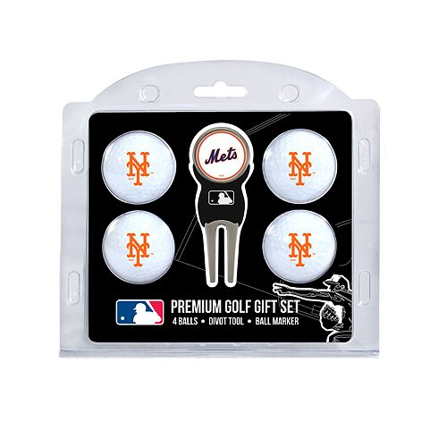 New York Mets 6-pc. Golf Gift Set