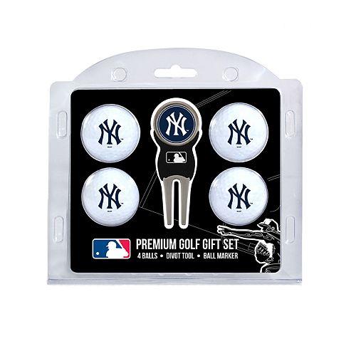 New York Yankees 6-Piece Golf Gift Set