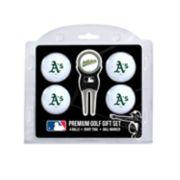 Oakland Athletics 6-Piece Golf Gift Set