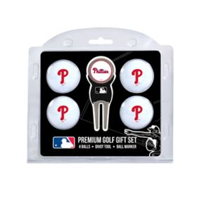 Philadelphia Phillies 6-Piece Golf Gift Set