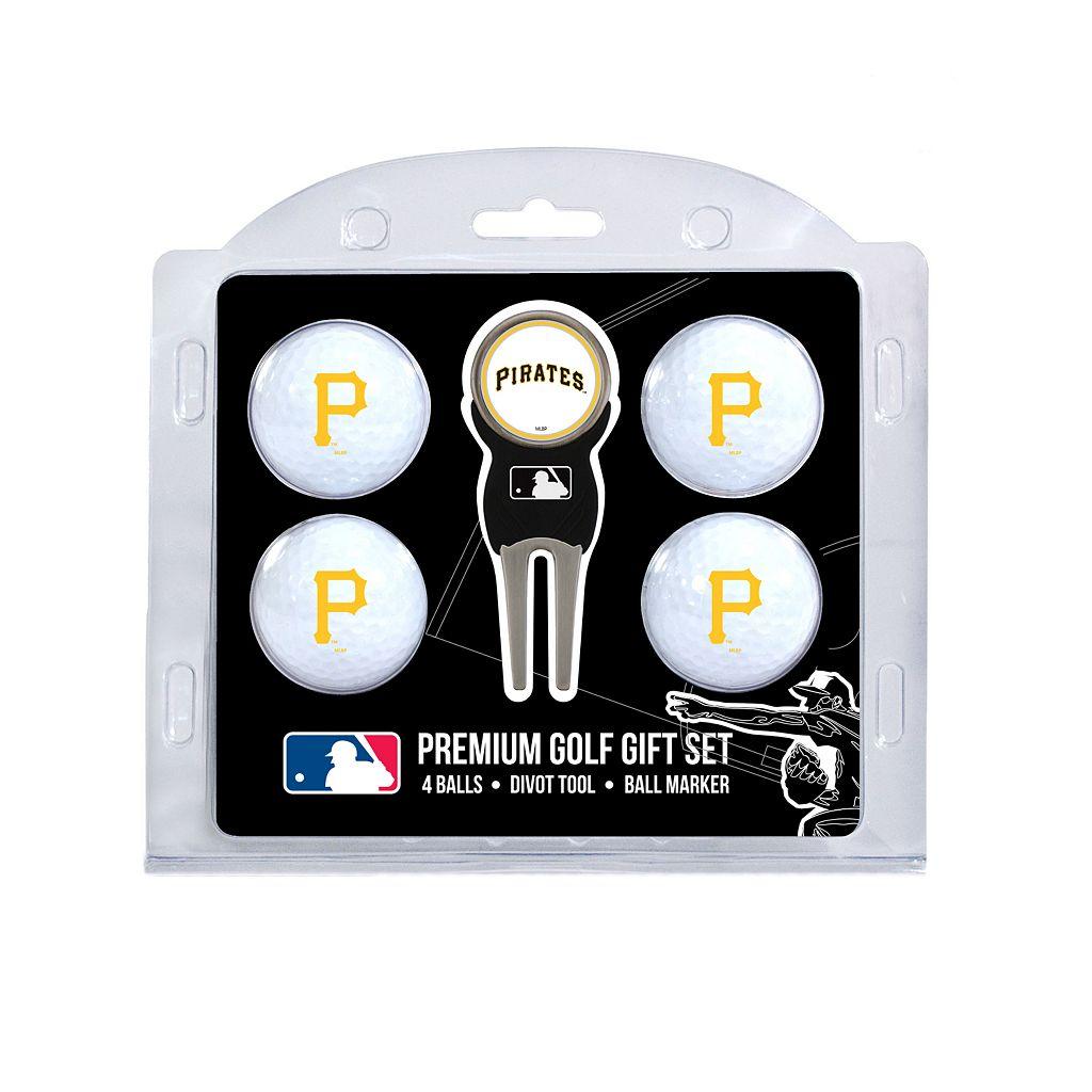 Pittsburgh Pirates 6-pc. Golf Gift Set