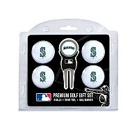 Seattle Mariners 6 pc Golf Gift Set