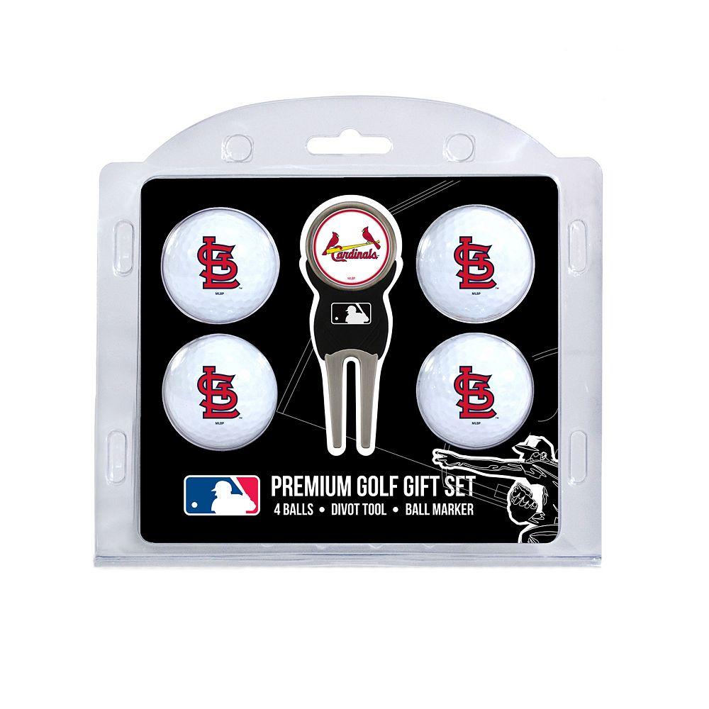 St. Louis Cardinals 6-Piece Golf Gift Set