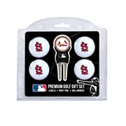 St. Louis Cardinals 6 pc Golf Gift Set