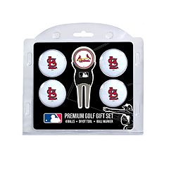 St. Louis Cardinals 6-Piece Golf Gift Set
