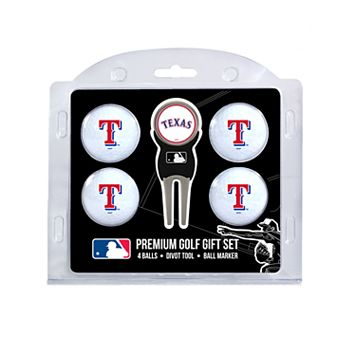 Texas Rangers 6-Piece Golf Gift Set