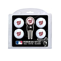 Washington Nationals 6-Piece Golf Gift Set