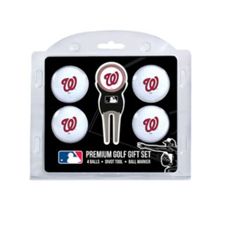 Washington Nationals 6-Piece Golf Gift Set