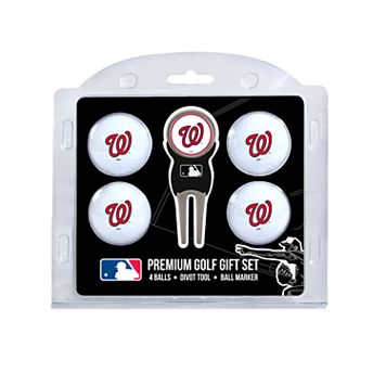 Washington Nationals 6-pc. Golf Gift Set