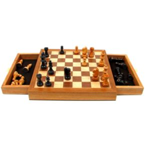 Magnetic Wooden Chess Set